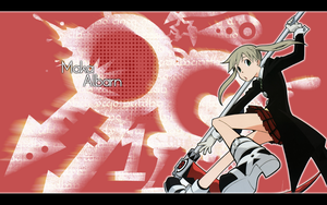 Maka Albarn Wallpaper by Astral-17