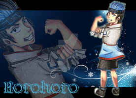 Horohoro backround by Tolina