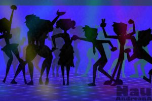 Background-PartyHard by Nausica-Andreana