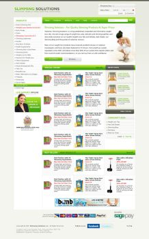 Slimming Solutions by Laurie-J