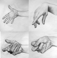 Hands by feverish002