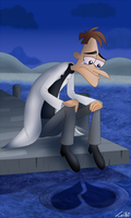 Dr. Doofenshmirtz - Why? by Leibi97