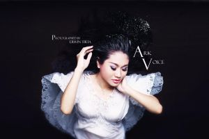 ArkVoice CD Cover #2 by erwintirta