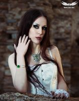 Mistress in White V by NocturneHandcrafts