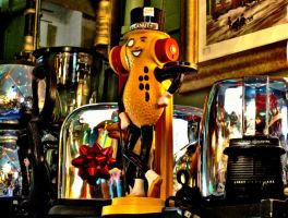 The Amazing Mr.Peanut by znkf0908