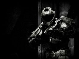 Halo Reach: mask by purpledragon104
