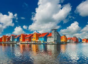 Colors the Day II by Oer-Wout