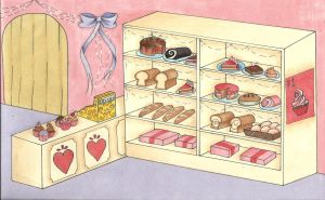 Lovely bakery by RobbinMarie