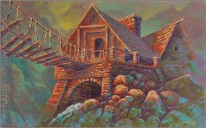 Mountain house by BogumilHoder