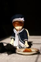 Can't I eat the pancake? by TaliC-os