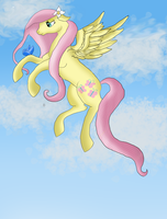 Fluttershy by GleamingEmber