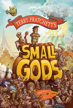 Small Gods Graphic Novel by raisegrate