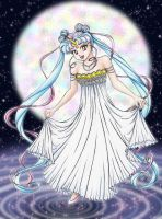 Moon Maiden by sailorangel