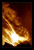 The Clouds of The Shining Sun by vlr