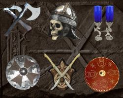 Medieval Icons by Xnap