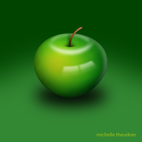 Apple by steemedrice