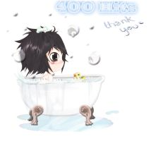 400 Hits - L takes a bath by Electroocute