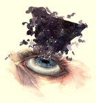 AN EYE by NekoMaon