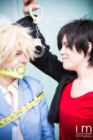 Bad Boy - HS! Shizaya Cosplay by cloudsofsand
