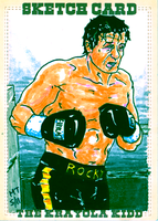 Mike Torrance and Rocky Balboa by CJZ