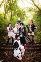 Ao no Exorcist Grp Picture by Beldanndy