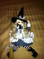 Little Witch Koron by MegumiHeart