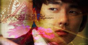 Yoo Seung Ho - like a skyscraper by rosycrystals