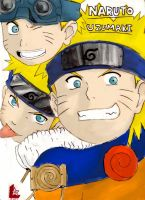 Contest Entry - Naruto by Cei-08