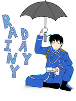 Rainy Day Man by Duelistabbeyryou