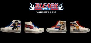 Bleach Vans by Lily-P