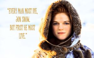 Ygritte by GreenRaven28