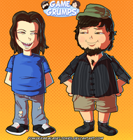 Game Grumps by PowderAkaCaseyJones