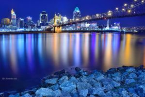 Cincinnati by ashamandour