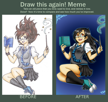 Meme Before and After #4 by Izumi-sen