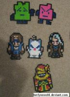 Miscellaneous Perler 3 by berlynnwohl