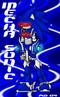 Mecha Sonic SK version. by MechaMike
