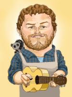 Andy Dwyer by normandapito