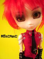 Custom pullip Abel by lovehaze