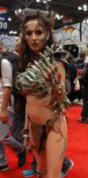 NYCC'12 Witchblade-I by zer0guard