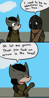 Skyrim: I Used To Be An Adventurer... by BuizelKnight