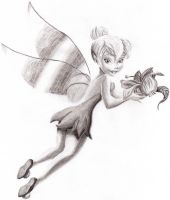 Charcoal Tink by ChristieBase