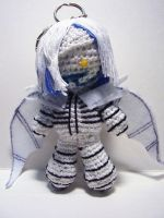 Death Note: Rem Crochet Doll by Nissie