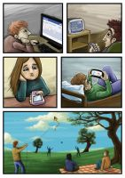 Life in screens... by CanteRvaniA