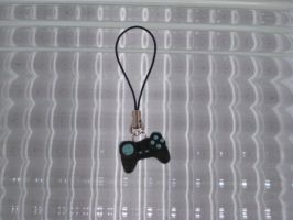 Game Controller Charm by Whitness