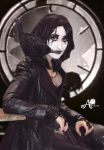 the crow by Annaryshining