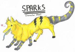 Sparks-Character Sheet by Aspi-Galou