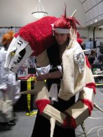 AB2010-Renji and Zabimaru by okapirose