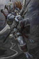 Vol'Jin by Colossal-Heart