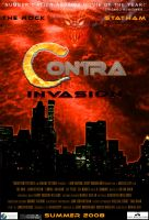 Contra: Invasion Poster by CBU2029