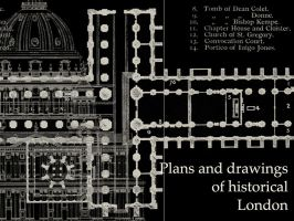 Plans and Drawings of Historic by remittancegirl